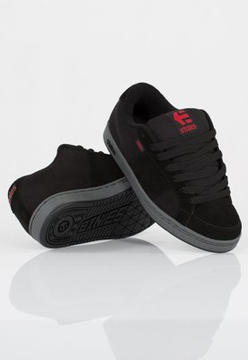 Buty Etnies Kingpin Black Charcoal Red