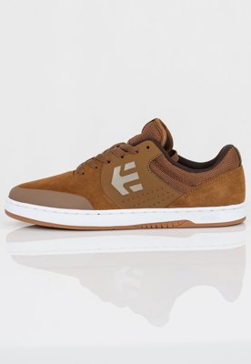 Buty Etnies Marana brown white gum