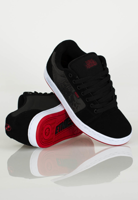 Buty Etnies Metal Mulischa Berge XI Black White Red