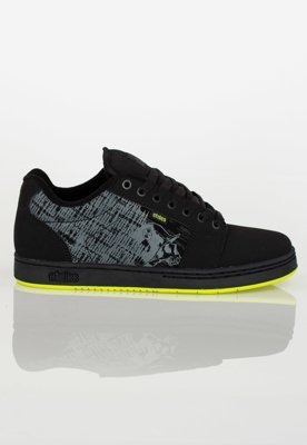 Buty Etnies Metal Mulisha Barge XL Black Lime