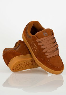 Buty Etnies Swivel Brown Brown Gum