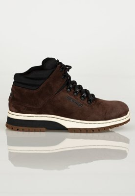 Buty K1X H1ke Terrritory Dark Brown Black Dark Gum
