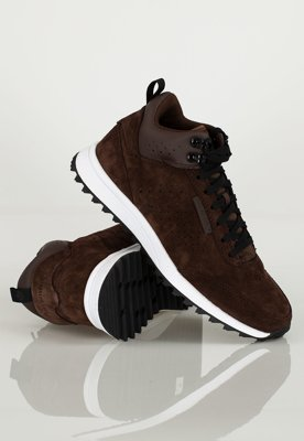 Buty K1X Oakland Dark Brown Dark Gum