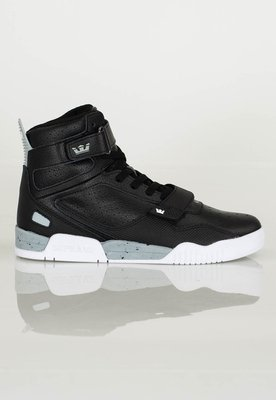 Buty Supra Breaker Black LT Grey White