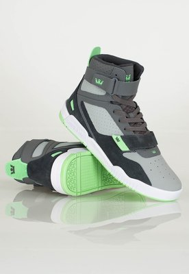 Buty Supra Breaker Grey Mint White