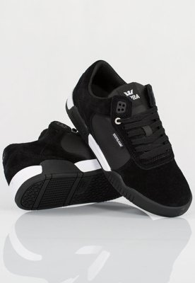 Buty Supra Ellington black white black
