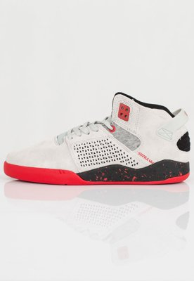 Buty Supra Skytop III grey red