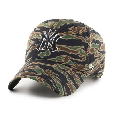 Czapka 47 Brand MLB New York Yankees Drop Zone '47 MVP camo B-DRZMV17PTP-E1