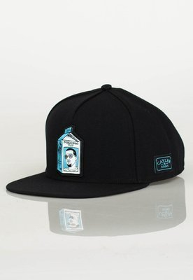 Czapka Snapback Cayler & Sons Missing czarna