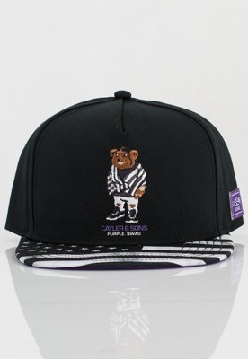 Czapka Snapback Cayler & Sons Purple Swag