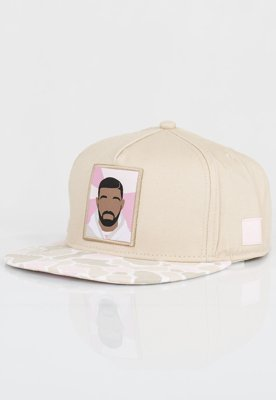 Czapka Snapback Cayler & Sons Real Good kremowa