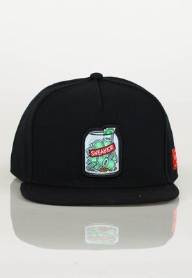 Czapka Snapback Cayler & Sons Savings Cap czarna