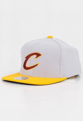 Czapka Snapback Mitchell & Ness NBA The Cloud Cleveland Cavaliers
