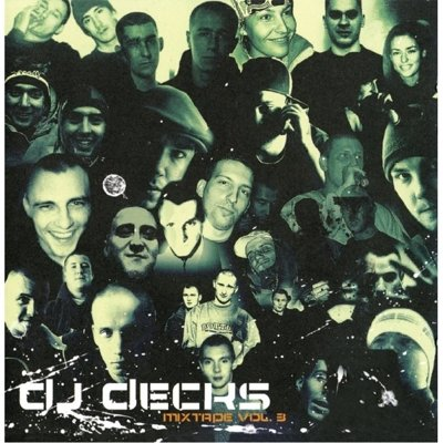 "DJ Decks ""Mixtape vol. 3"""