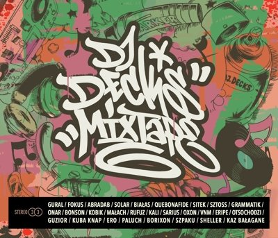 "DJ Decks ""Mixtape vol. 6"""