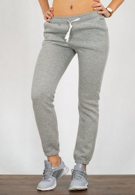 Dresy SSG Girls Classic Jogger Candy Colors szare