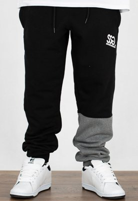 Dresy SSG Joggery Slim One Side Small Big czarne