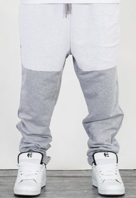 Dresy Stoprocent SDCD Jogger Drop szare