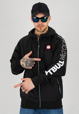 Kurtka Pit Bull Athletic Sleeve czarna