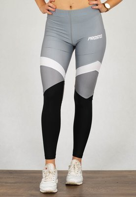 Legginsy Prosto Value szare