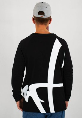 Longsleeve Stoprocent Overtag biały