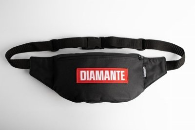 Nerka Diamante Wear Diamante Red Logo czarna
