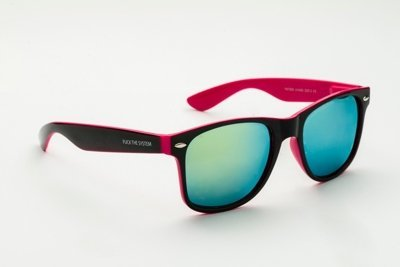 Okulary Blocx Black x Red P10 305