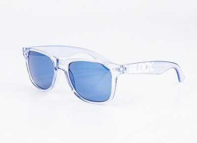 Okulary Blocx Clear All Blue