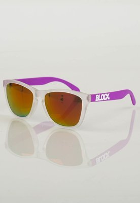Okulary Blocx Clubmaster 166 filetowe