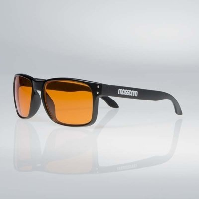 Okulary Mass Paul matte black
