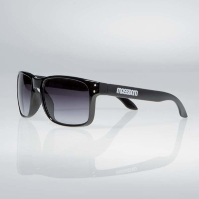 Okulary Mass Paul shine black