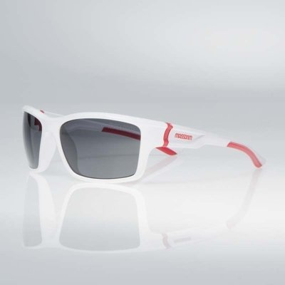 Okulary Mass Ringo shine white