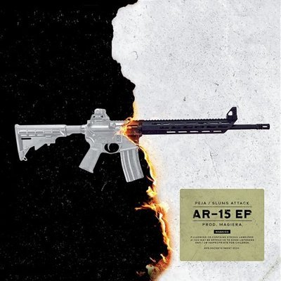 Peja Slums Attack - AR-15