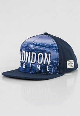 Snap Cayler & Sons London Skyline granatowy