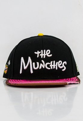 Snap Cayler & Sons The Munchies Cap czarny