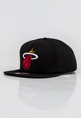 Snap Mitchell & Ness NBA Foam Miami Heat