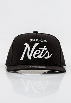 Snap Mitchell & Ness NBA Relay Brooklyn Nets