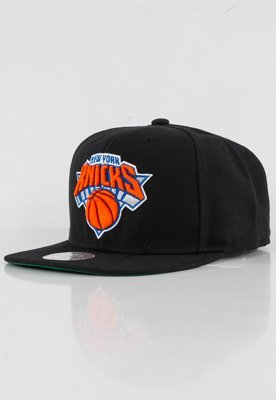Snap Mitchell & Ness NBA Wool Solid Miami Knicks