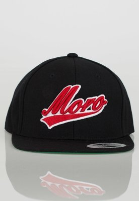 Snap Moro Sport Big Baseball czarny
