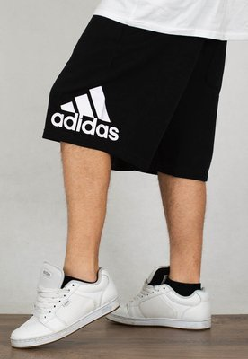 Spodenki Adidas Must Have BOS Short French Terry DC7662 czarne
