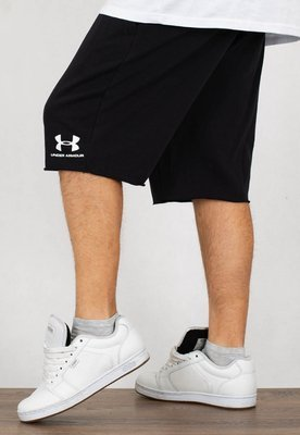 Spodenki Under Armour UAR 1329288001 Sportstyle Terry czarne