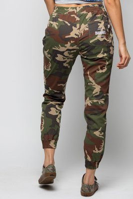 Spodnie Diamante Wear Jogger Unisex RM Classic camo light