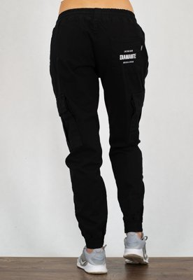 Spodnie Diamante Wear Jogger Unisex RM Hunter Czarne