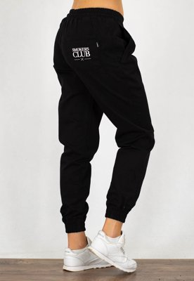 Spodnie Diamante Wear Jogger Unisex Smokers Club czarne