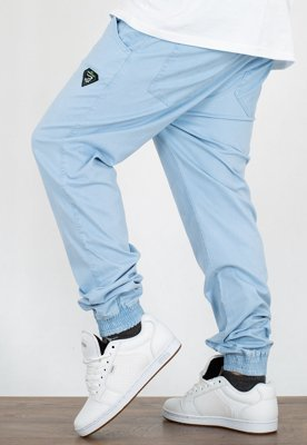 Spodnie Grube Lolo New Jeans Light Blue 13