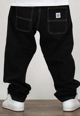 Spodnie Mass Jeans Baggy Fit Craft rinse