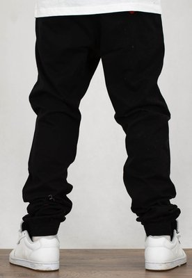 Spodnie Prosto Chino Jogger Call black
