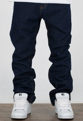Spodnie Prosto Regular Jeans night blue