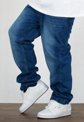 Spodnie Rocawear Crime Jeans Light Mid Blue