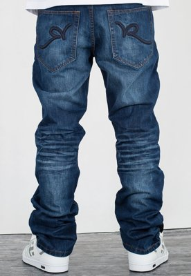 Spodnie Rocawear RJ00J9911E fashion mid wash